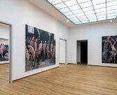 Zware kunst aan de muur in het Bonnefantenmuseum